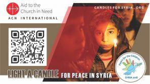 """""""Świece dla pokoju w Syrii"""""""